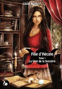 La voie de la sorcière, de Cécile Guillot